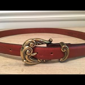 Talbots Accessories - Talbots genuine leather belt